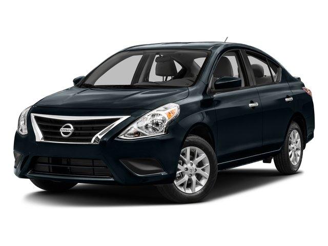 Certified Pre-Owned 2017 Nissan Versa Sedan S Plus