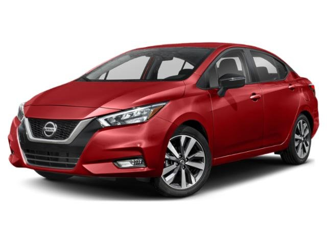 New 2020 Nissan Versa SR