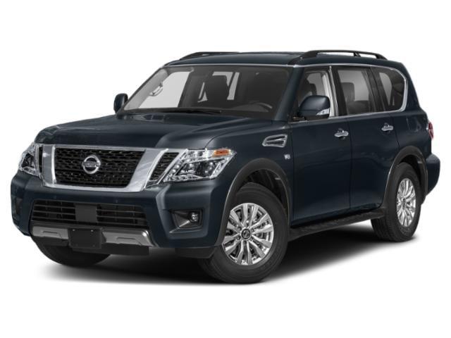 New 2020 Nissan Armada SV