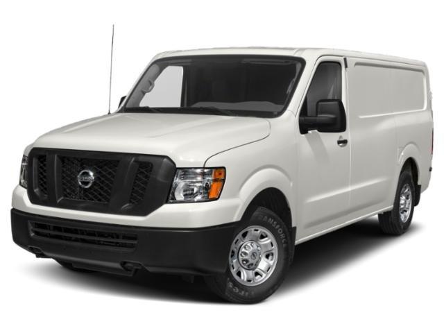 New 2020 Nissan NV Cargo 2500 SV