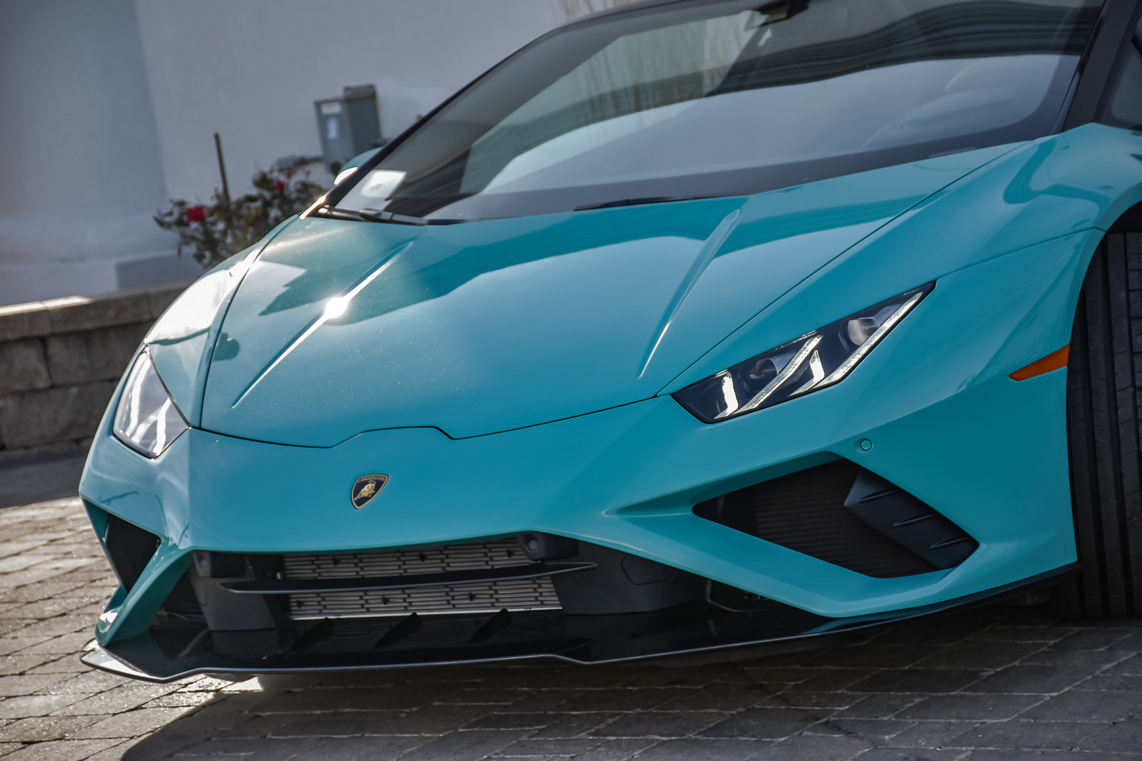 New 2021 Lamborghini Huracan EVO Spyder