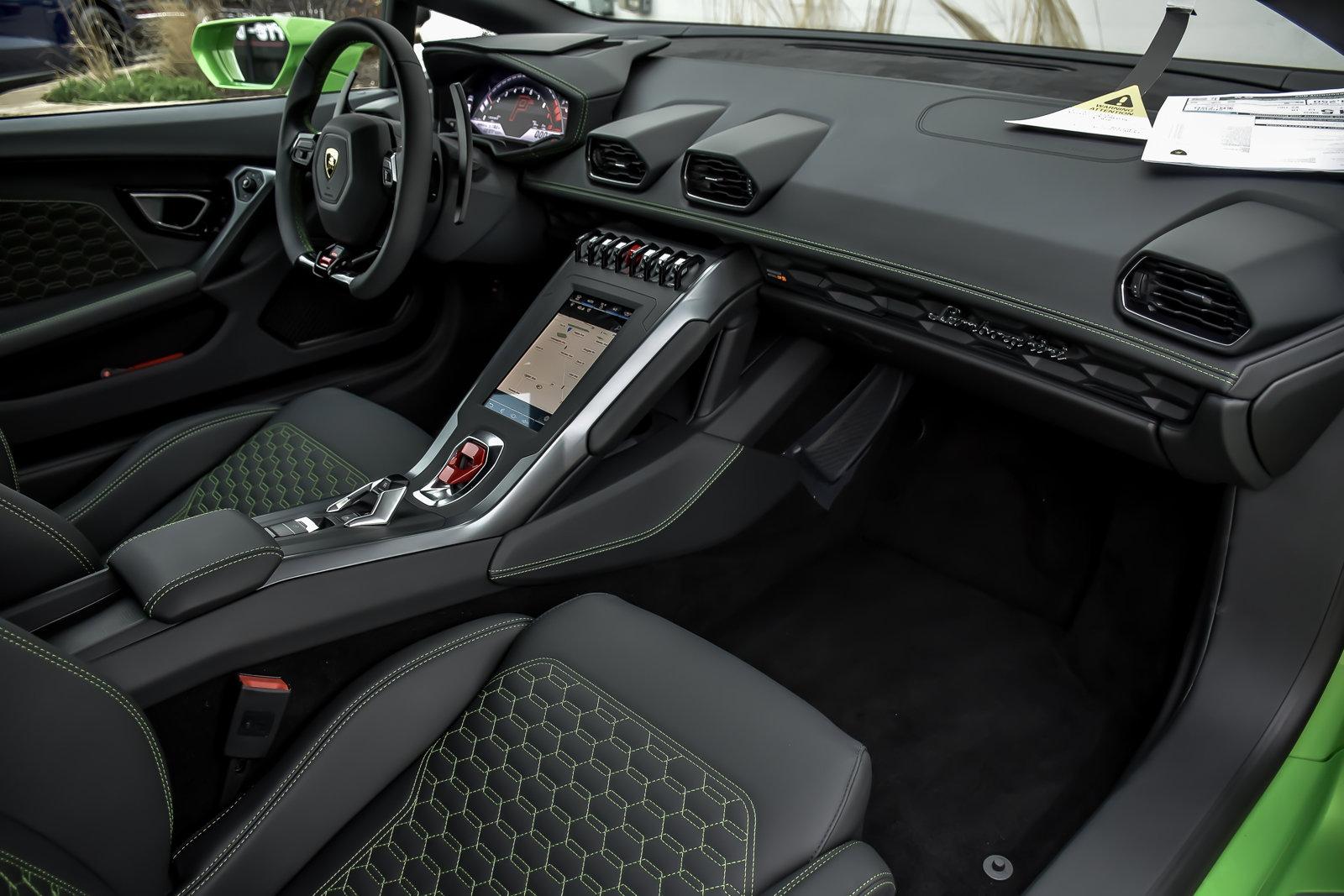 New 2021 Lamborghini Huracan EVO