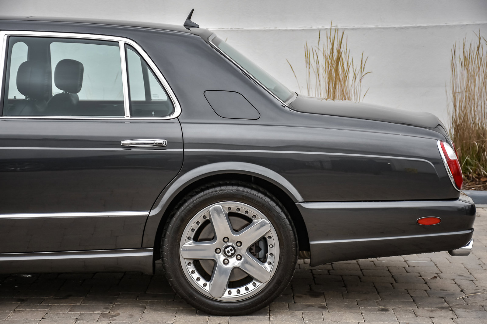 Pre-Owned 2005 Bentley Arnage T, Rear Ent,