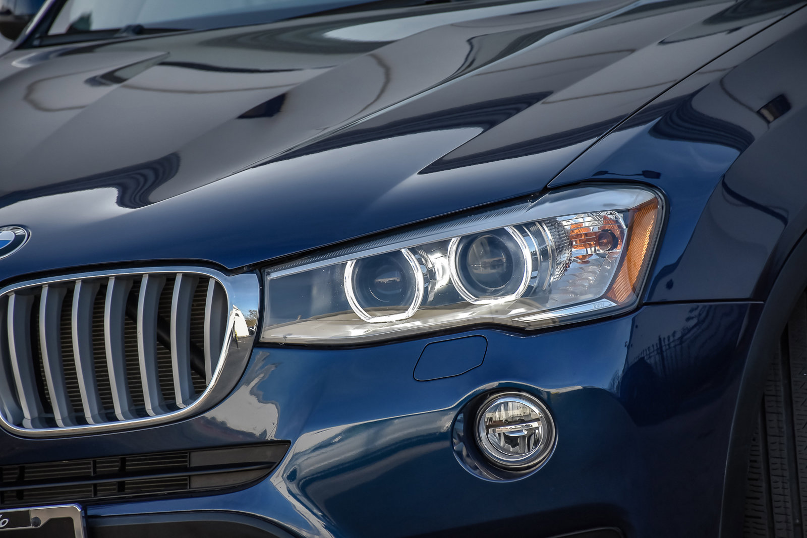 Pre-Owned 2017 BMW X3 xDrive28i Premium Pkg 3 With Navigation