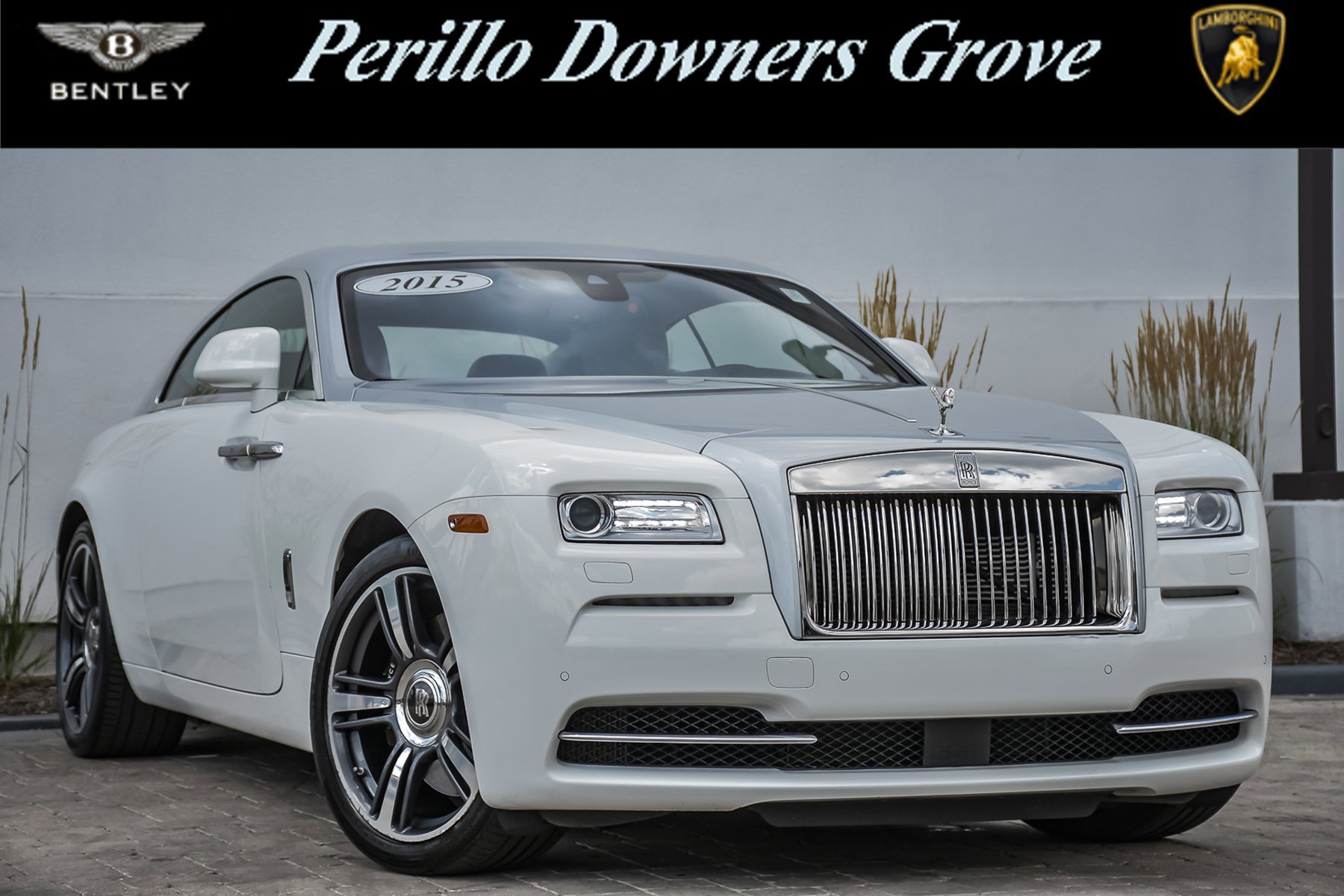 Pre-Owned 2015 Rolls-Royce Wraith w/Starlight &
