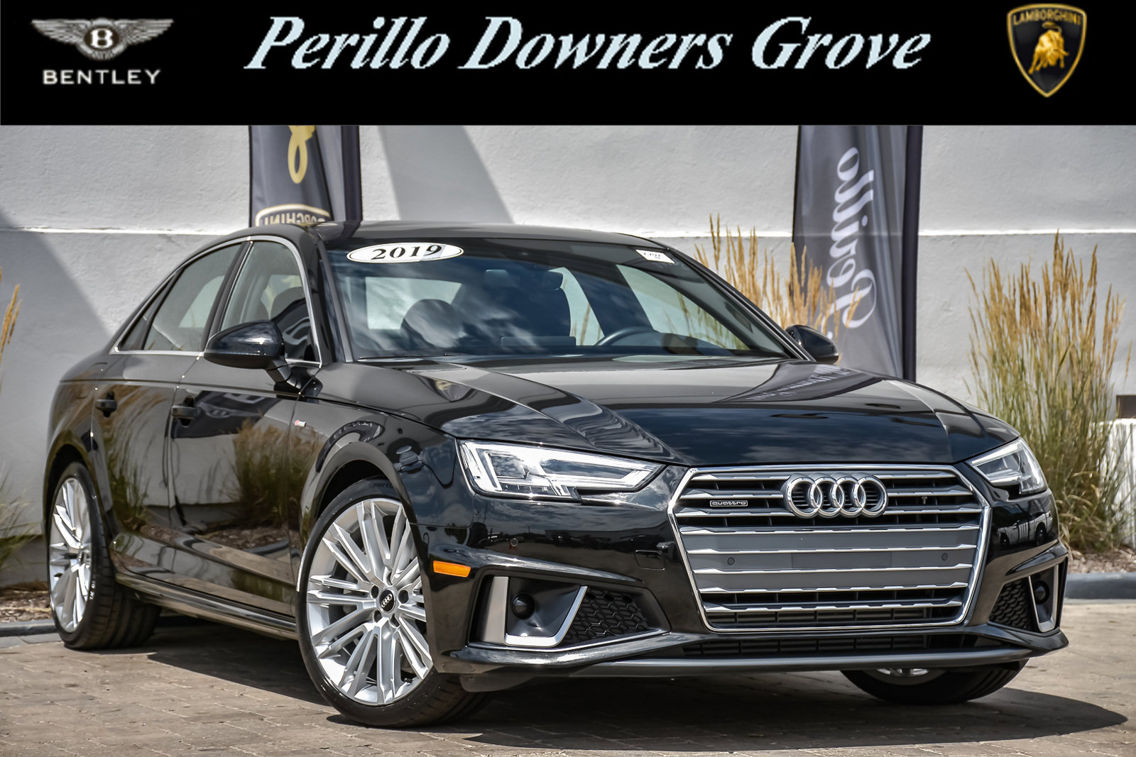 Pre-Owned 2019 Audi A4 Premium Plus Sport With Navigation