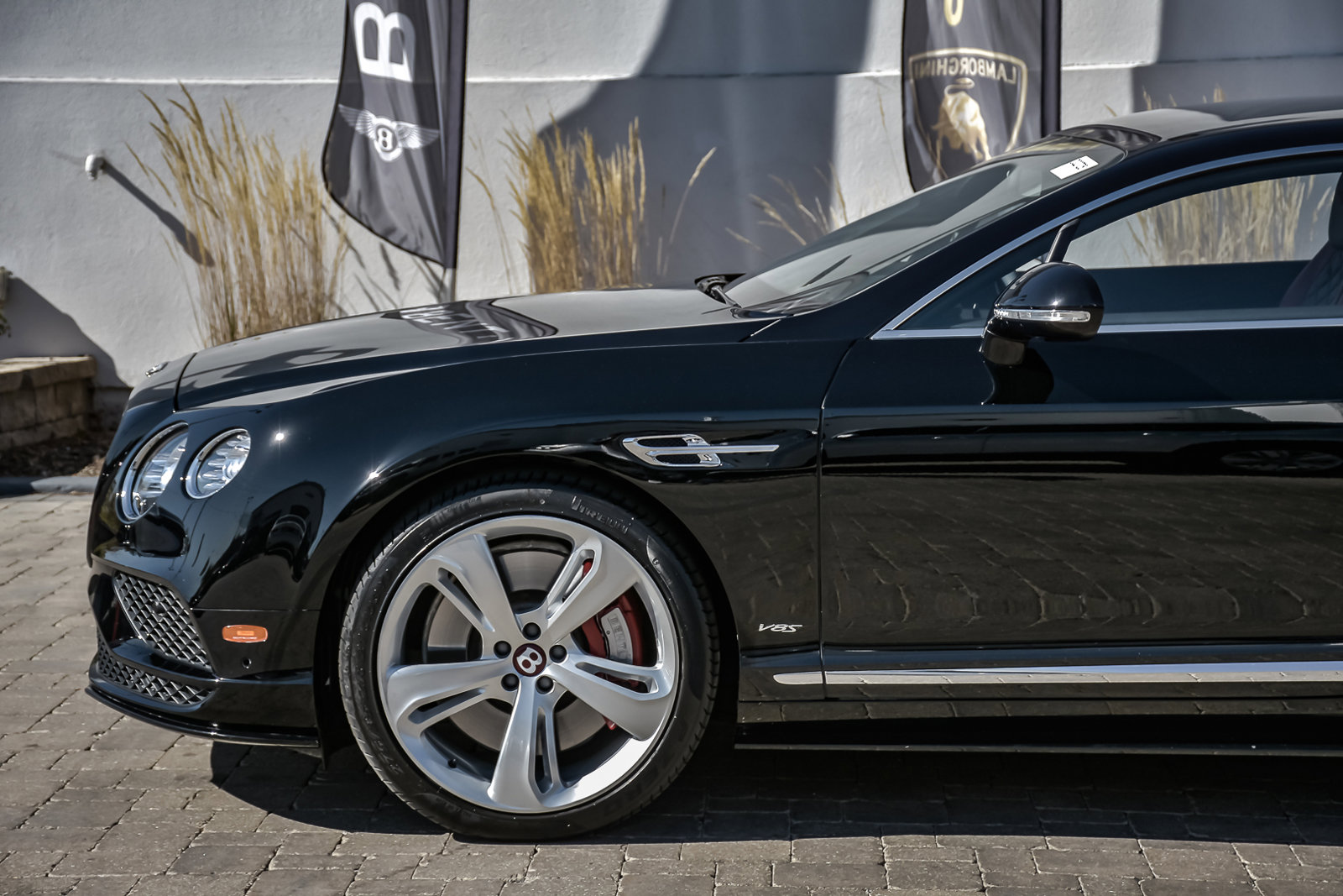 Pre-Owned 2017 Bentley Continental GT V8 S Mulliner