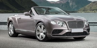 Pre-Owned 2017 Bentley Continental GT V8 Convertible