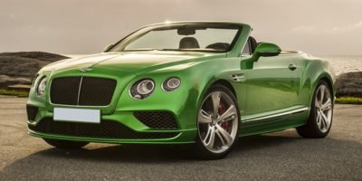 Pre-Owned 2018 Bentley Continental GT Supersports Convertible