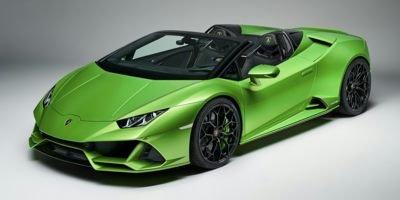 Pre-Owned 2020 Lamborghini Huracan EVO Spyder