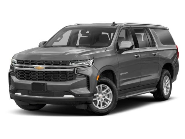 New 2021 Chevrolet Suburban LS