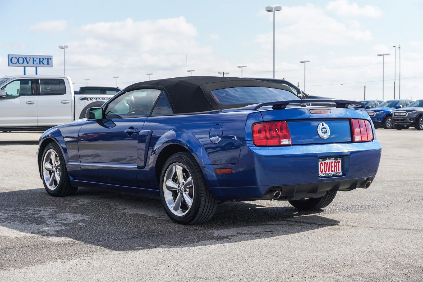 Pre-Owned 2008 Ford Mustang GT Deluxe