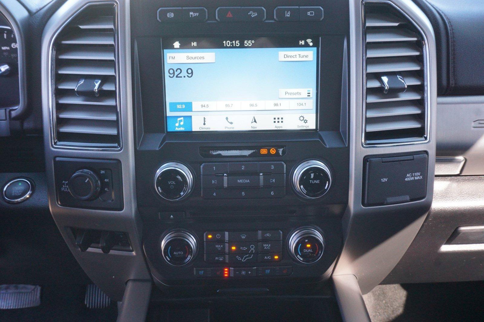 Pre-Owned 2018 Ford Super Duty F-250 SRW Platinum