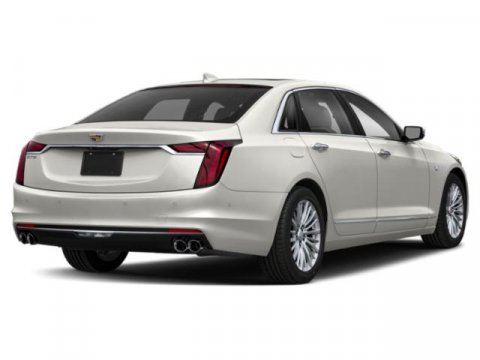 Pre-Owned 2019 Cadillac CT6 Platinum AWD