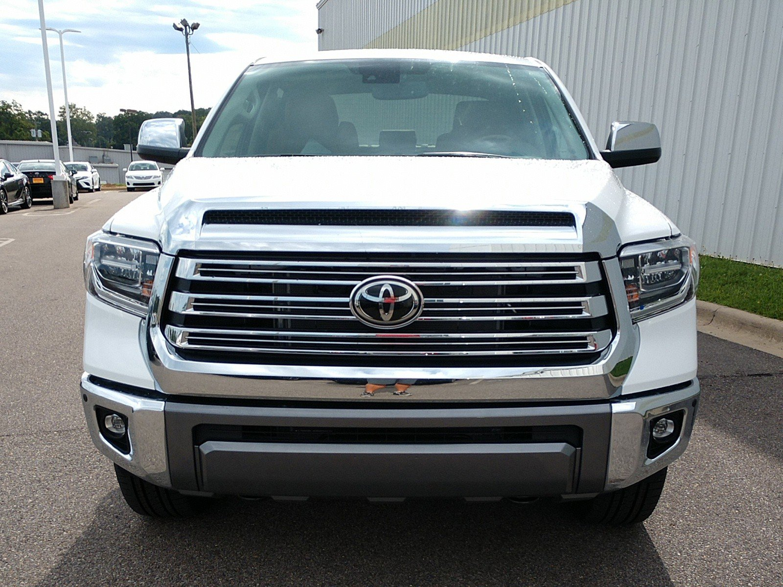 New 2020 Toyota Tundra 1794 Edition