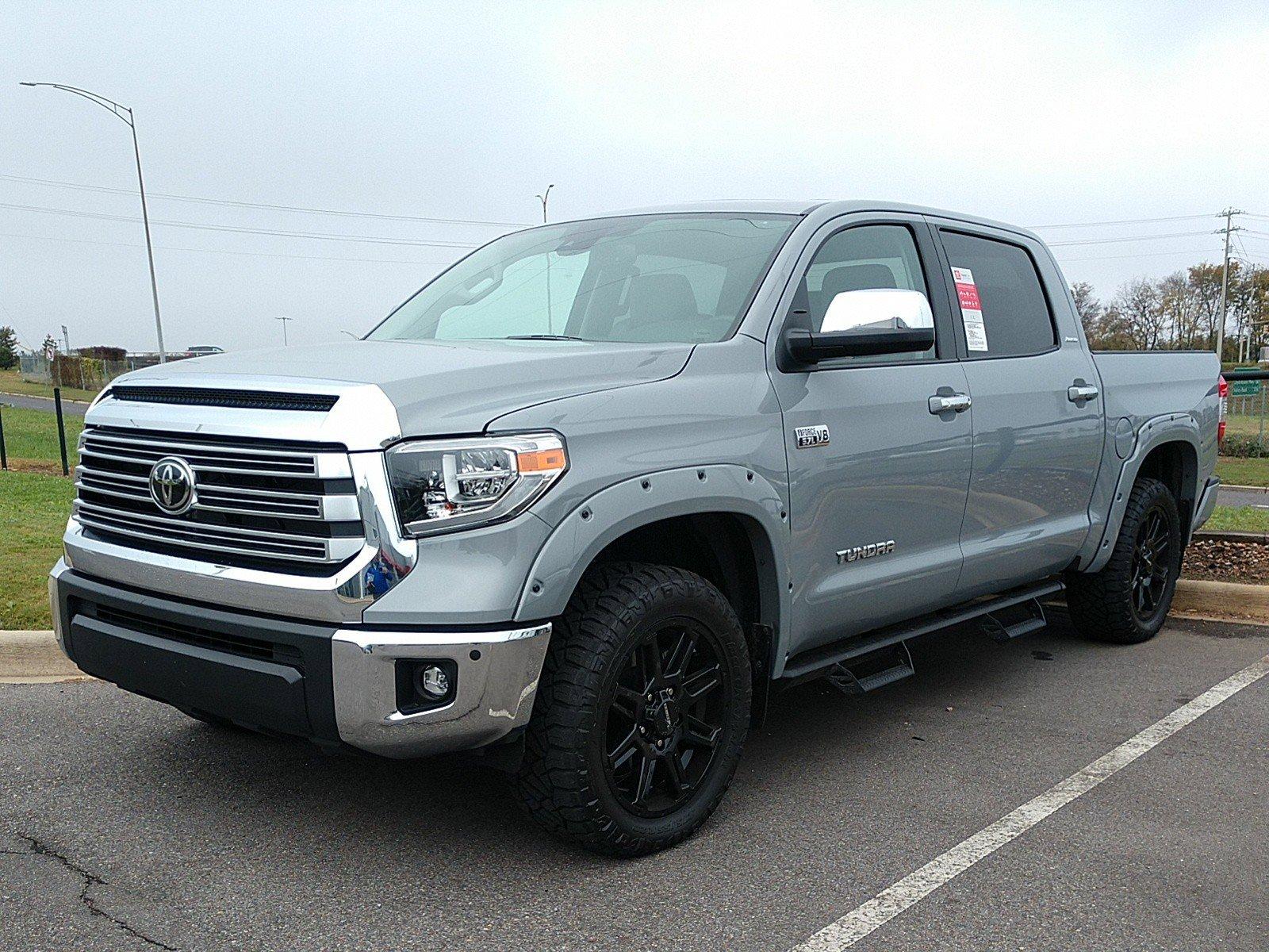 New 2020 Toyota Tundra Limited
