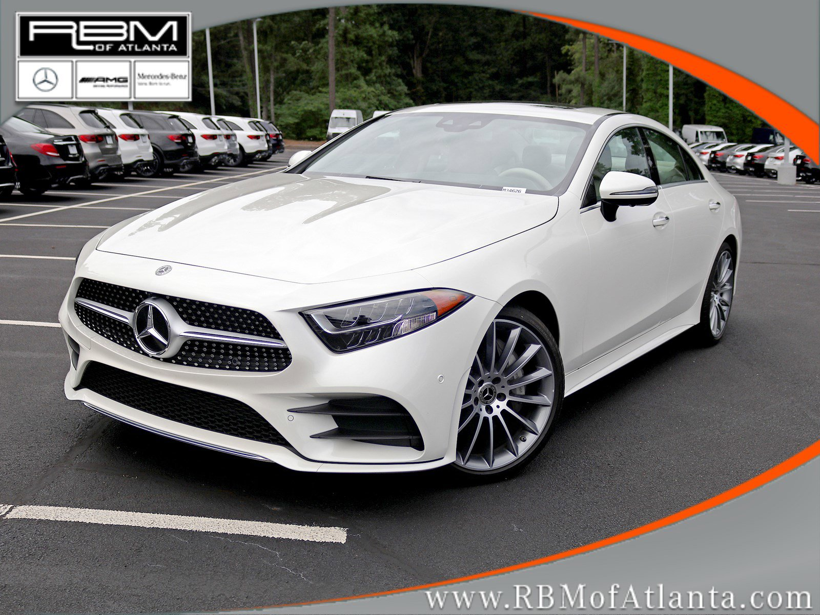 New 2020 Mercedes-Benz CLS CLS 450 4MATIC® Coupe