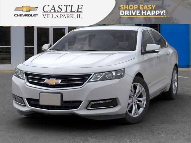 New 2019 Chevrolet Impala LT