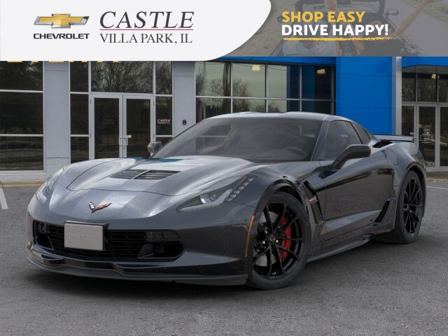 New 2019 Chevrolet Corvette Grand Sport 2LT