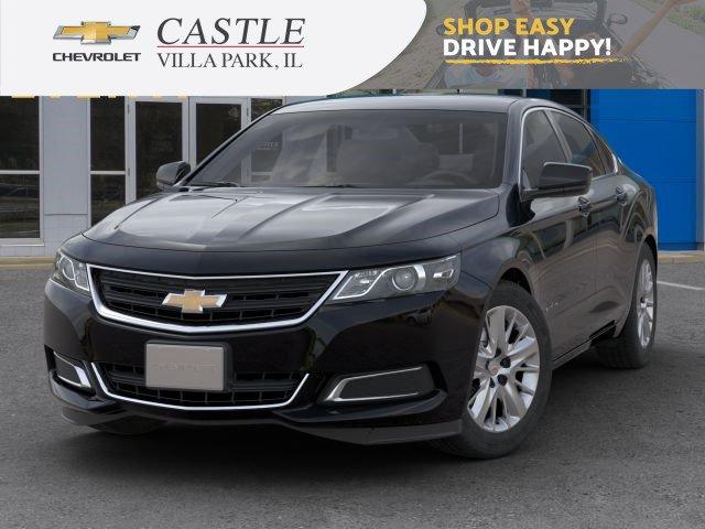 New 2019 Chevrolet Impala LS