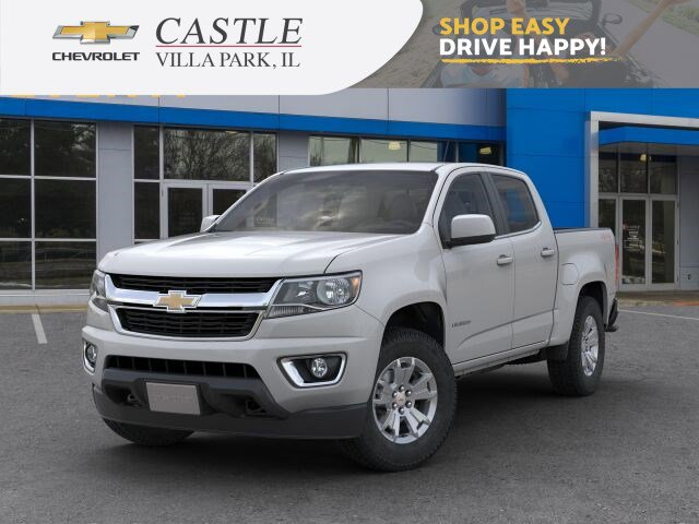 New 2019 Chevrolet Colorado LT