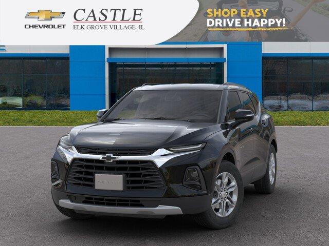 New 2019 Chevrolet Blazer Base