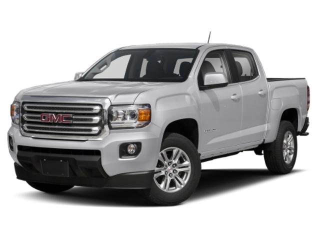 New 2019 GMC Canyon 4WD SLT
