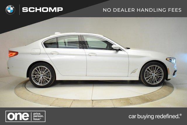 New 2020 BMW 5 Series 530i xDrive Sedan