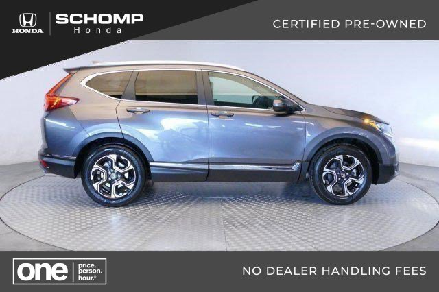 Certified Pre-Owned 2019 Honda CR-V Touring