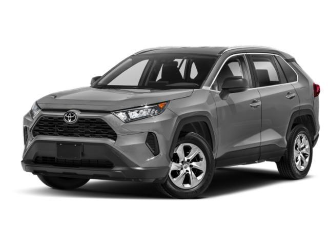 New 2021 Toyota RAV4 LE FWD 5