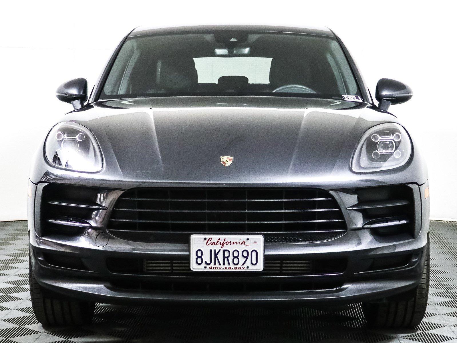 Certified Pre-Owned 2019 Porsche Macan