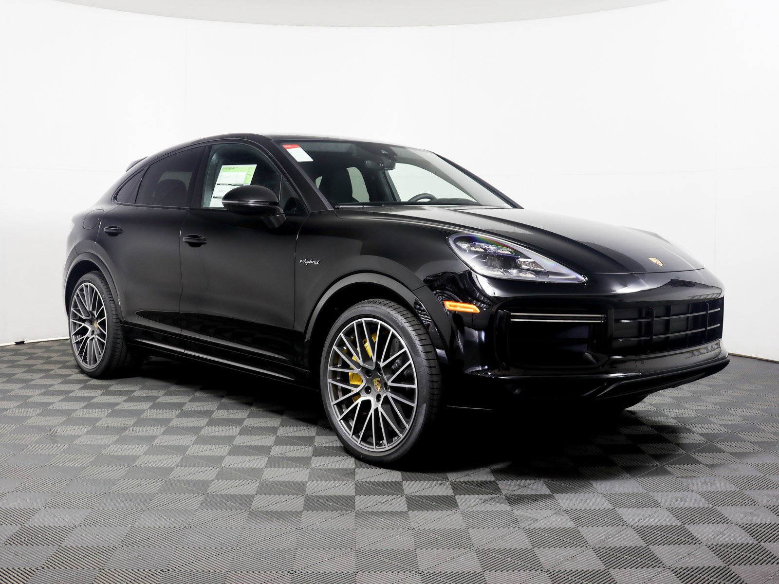 Pre-Owned 2020 Porsche Cayenne Turbo S