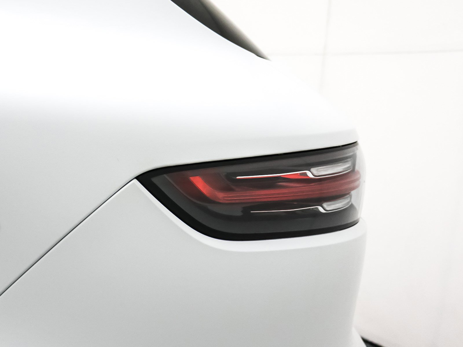 New 2020 Porsche Cayenne