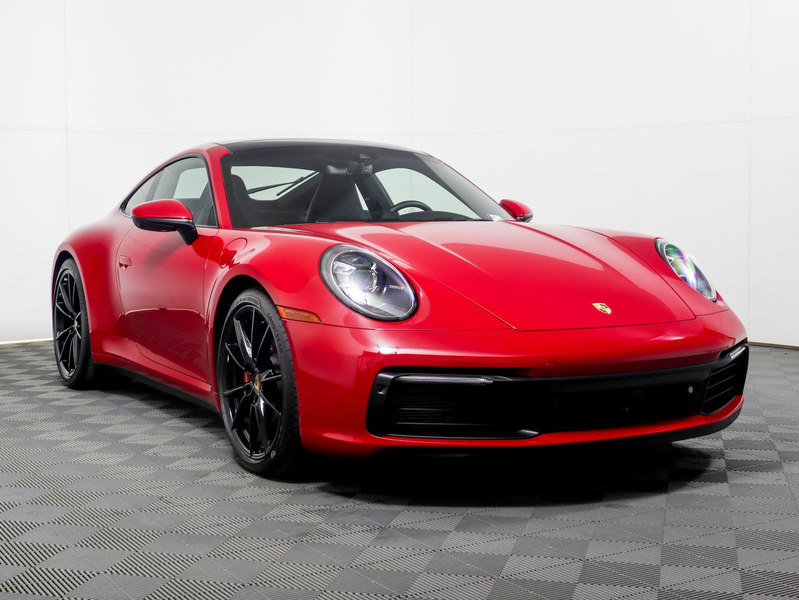 Certified Pre-Owned 2020 Porsche 911 Carrera 4S