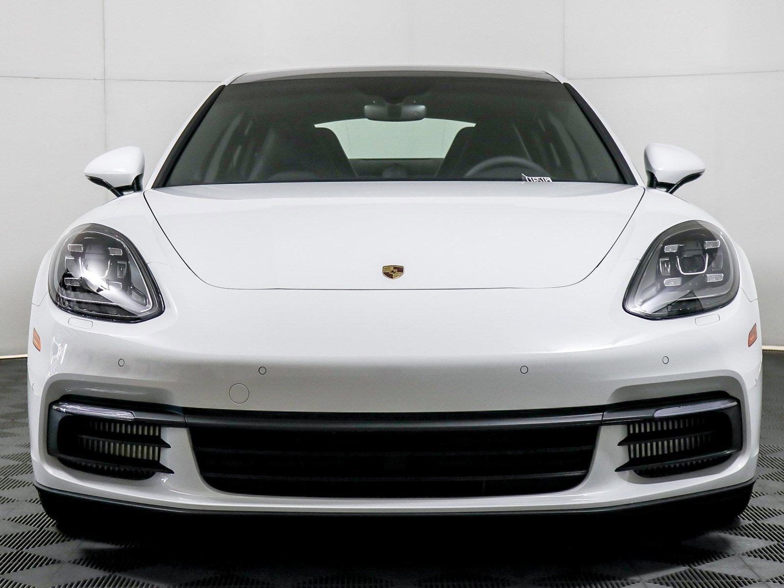 New 2020 Porsche Panamera 4S
