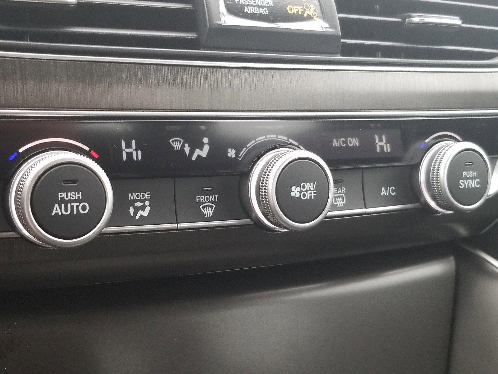Pre-Owned 2019 Honda Accord LX 1.5T Sedan