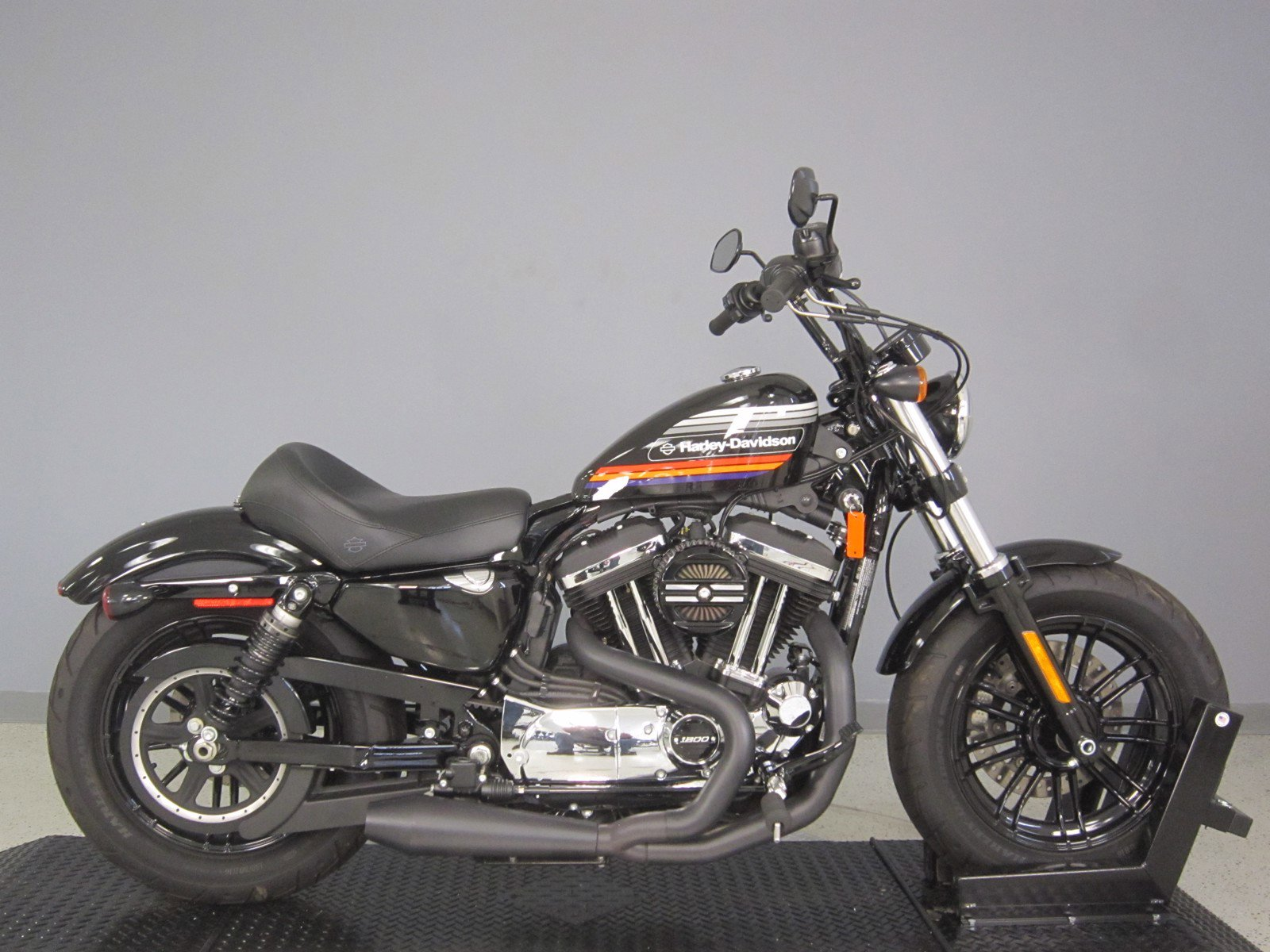 Pre Owned 2018 Harley Davidson Sportster Forty Eight Special Xl1200xs Sportster In Manchester U425286 Manchester Harley Davidson