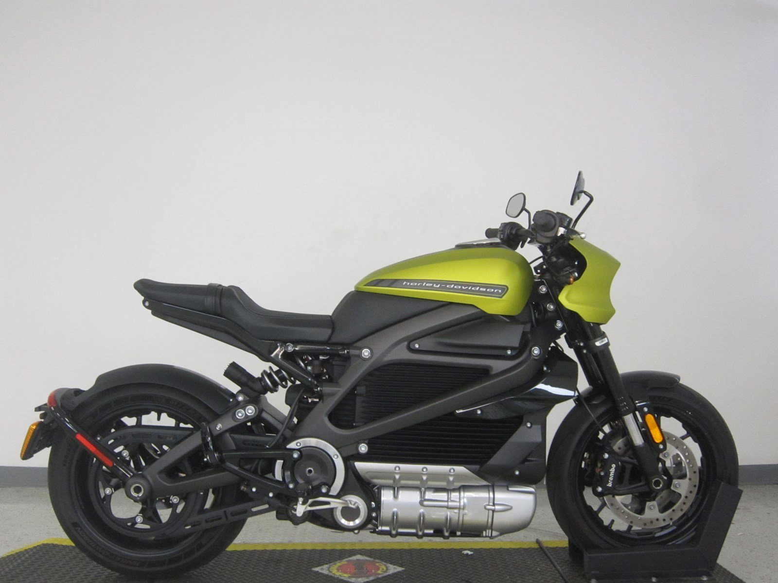 New 2020 Harley-Davidson Electric LiveWire