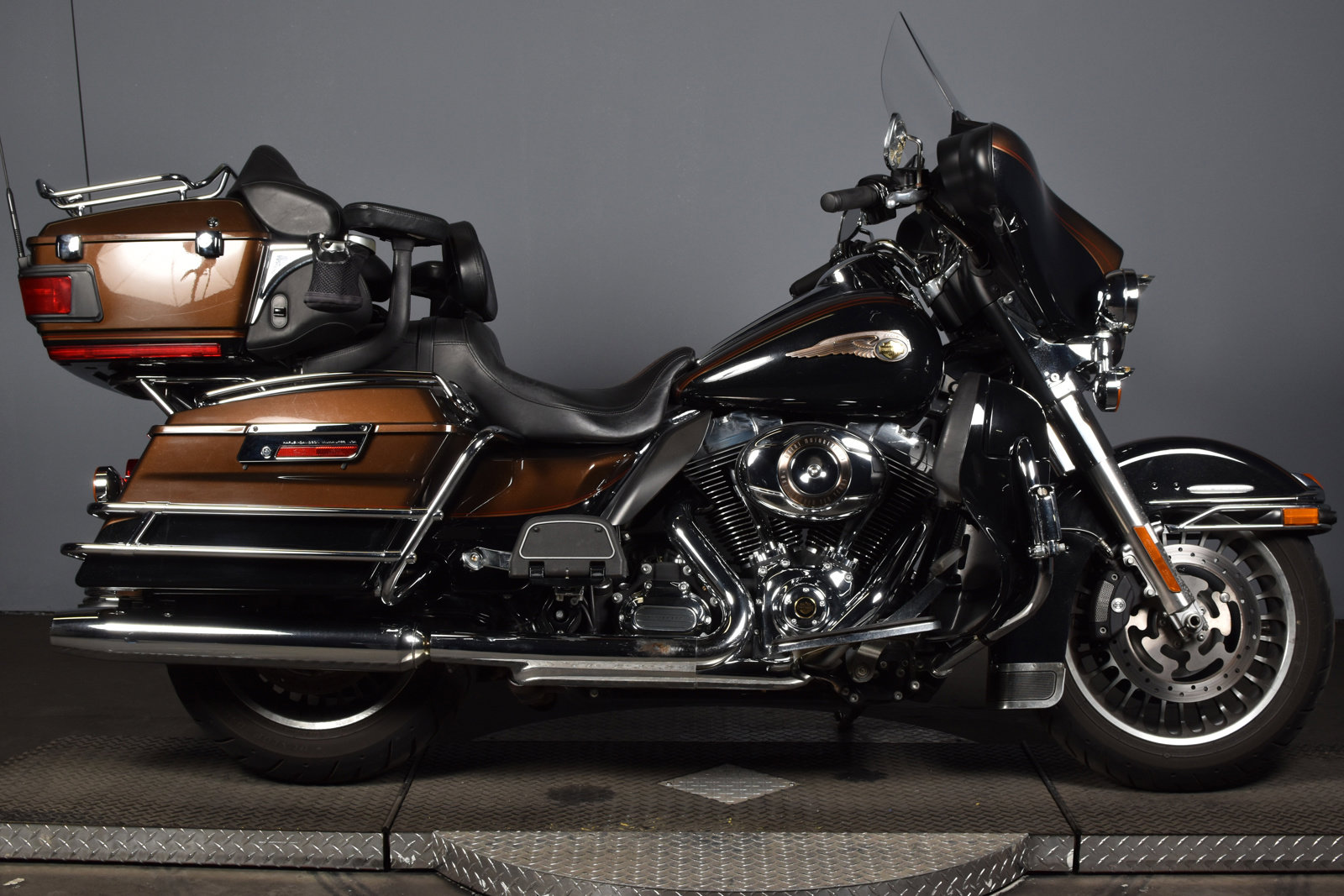 Pre-Owned 2013 Harley-Davidson Ultra Limited 110th Anniversary FLHTK