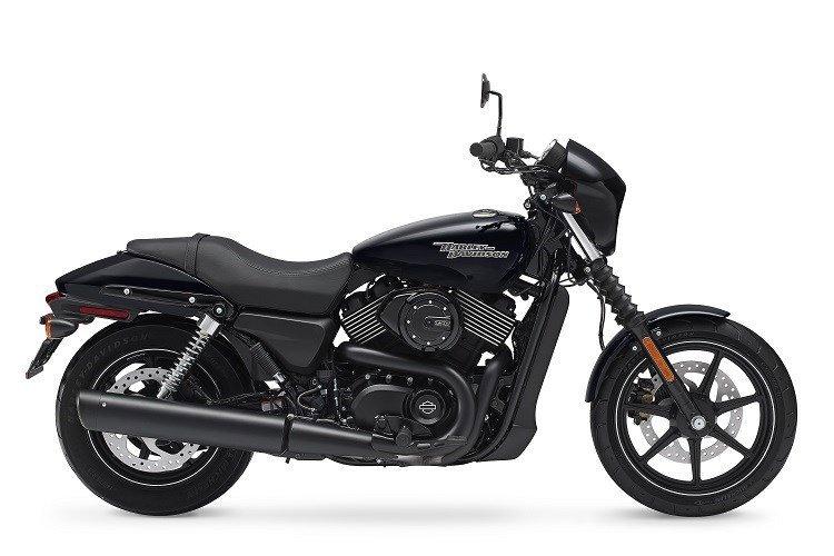 New 2017 Harley-Davidson Street 750 XG750