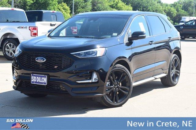 New 2019 Ford Edge St Suv In Crete 8f3918 Sid Dillon Auto