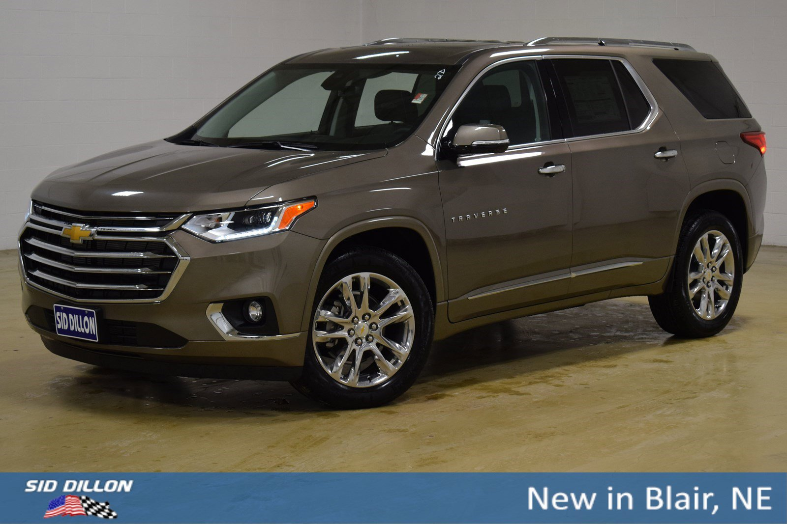 New 2020 Chevrolet Traverse High Country Suv In Blair 320116