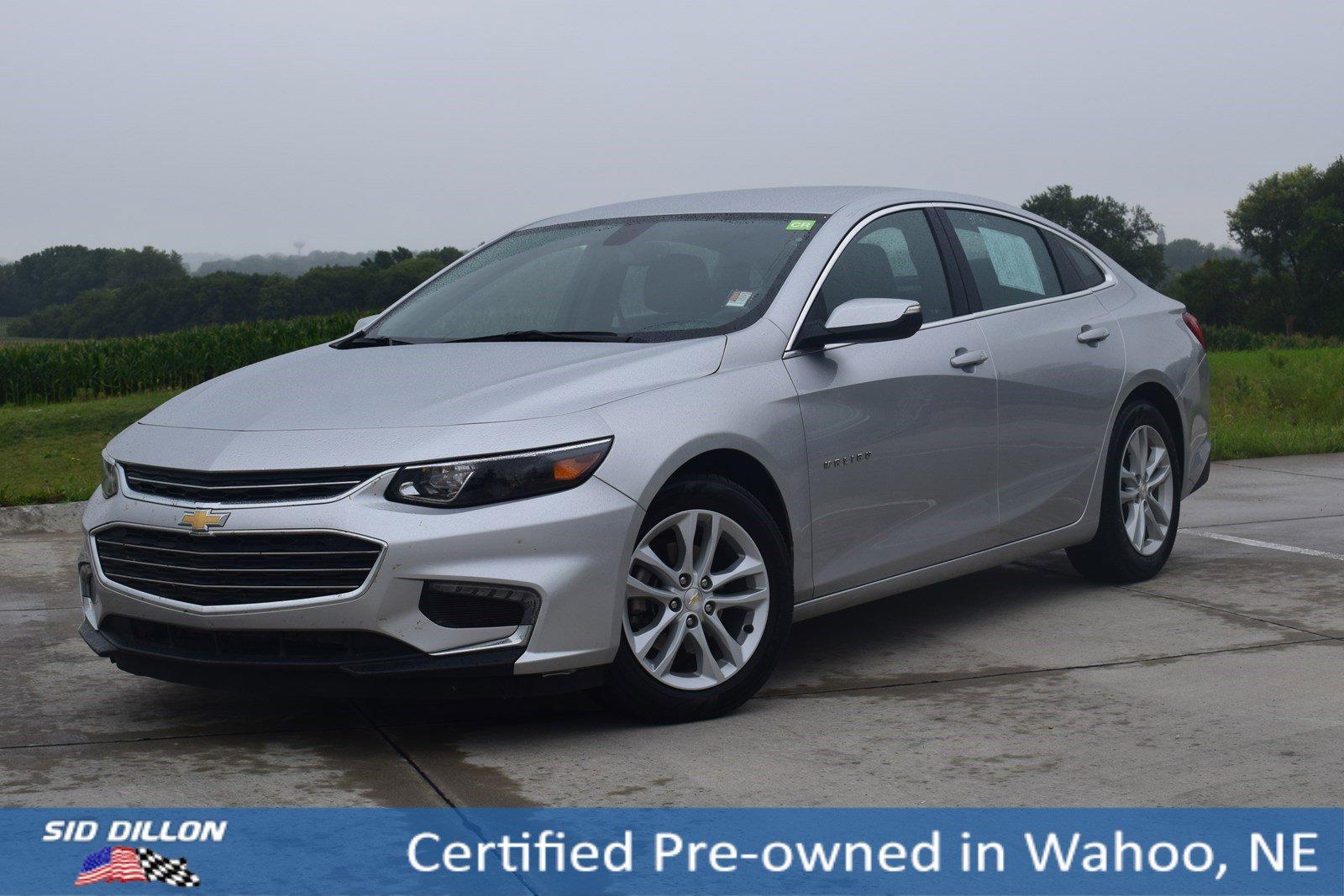 Certified Pre-Owned 2016 Chevrolet Malibu LT
