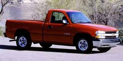 Pre-Owned 2002 Chevrolet Silverado 1500 LS
