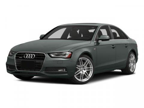 Pre-Owned 2015 Audi A4 Premium