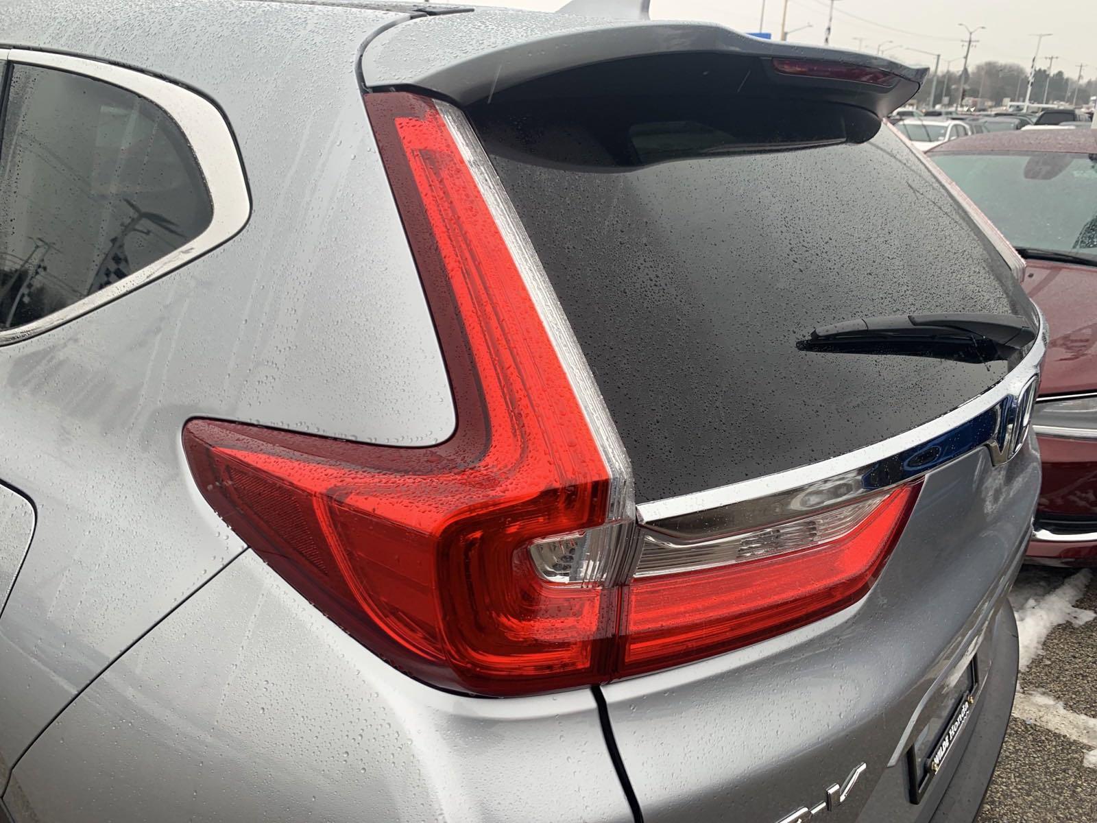 Certified Pre-Owned 2017 Honda CR-V EX-L