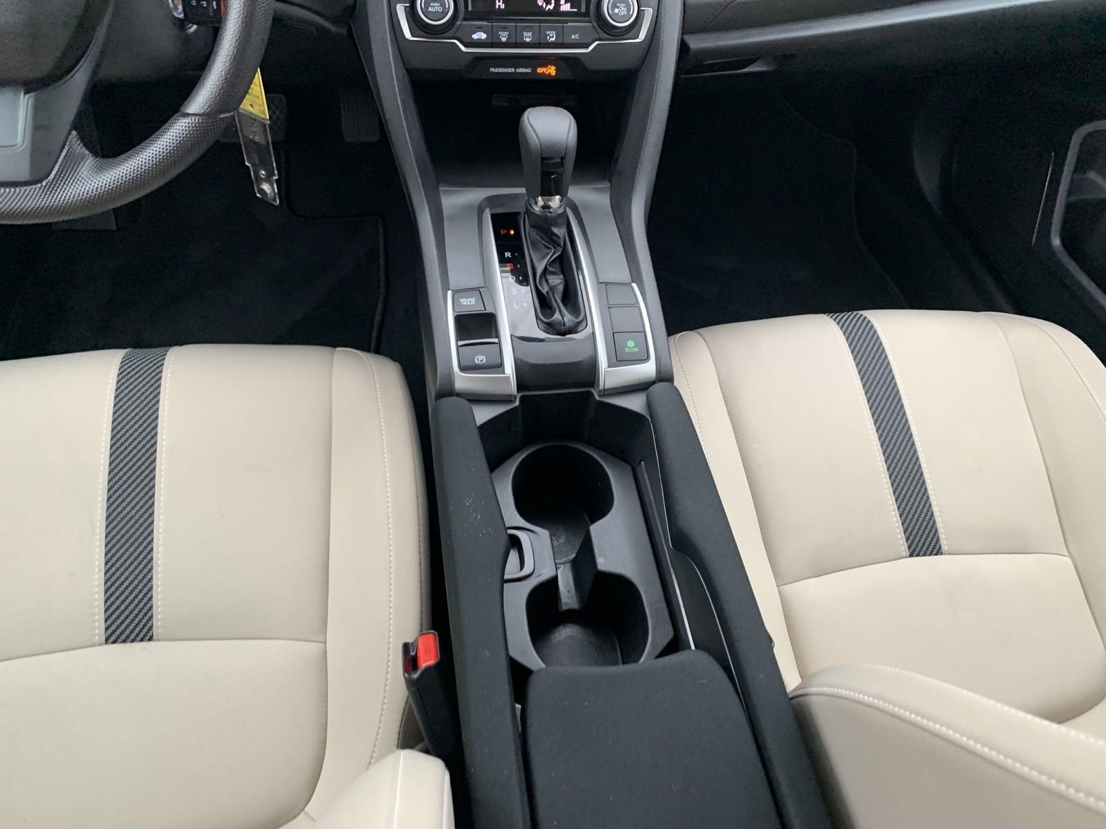 Pre-Owned 2018 Honda Civic LX