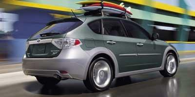 Pre-Owned 2009 Subaru Impreza Wagon Outback Sport