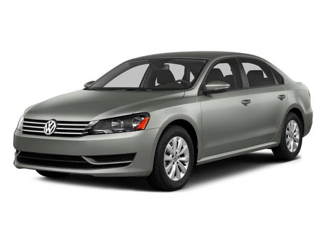 Certified Pre-Owned 2015 Volkswagen Passat 2.0L TDI SEL Premium