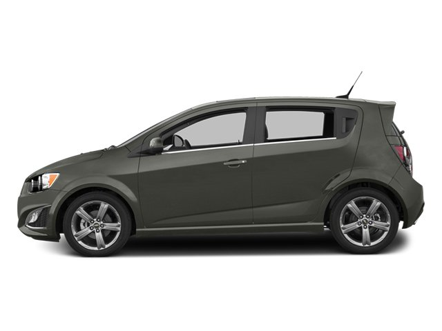 Pre-Owned 2013 Chevrolet Sonic RS